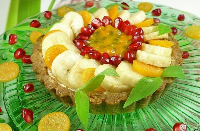 ♡ Rohköstliche Fruchttörtchen ♡ aus Torten, Kuchen und Kekse