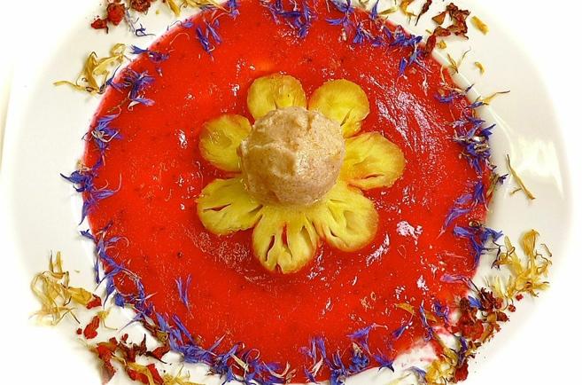 ♡ Rohköstliches Dessert ♡ aus Rohköstliche Gourmet-Rezepte für Genießer