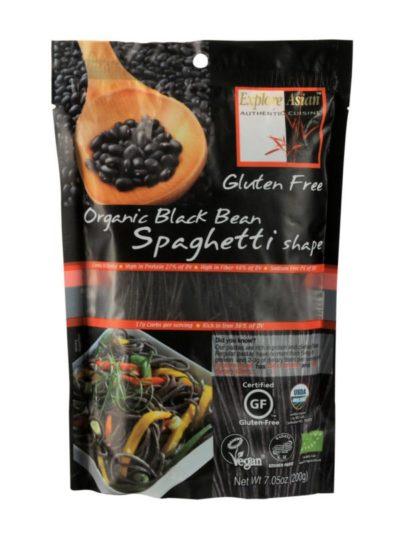 Explore Asian Bio Spaghetti aus Schwarzen Bohnen
