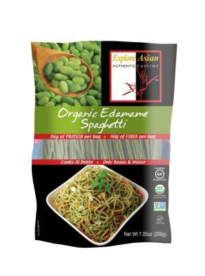 Explore Asian Bio Edamame Spaghetti