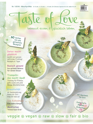 Taste of Love Magazin 2016|1