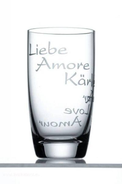 Spiegelau Waterbalance Kristall Trinkgläser 2er Set