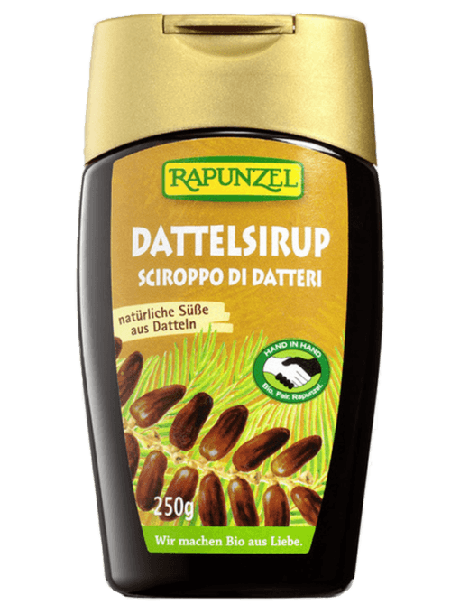 Rapunzel-Dattelsirup