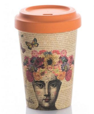 chic mic Bamboo Cup Think goods thoughts