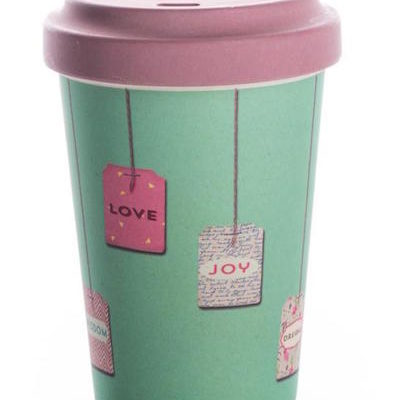 chic mic bamboo Cup Tea to go