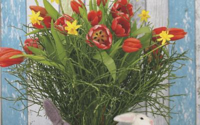 Flowerpower und Frühlingsgefühle