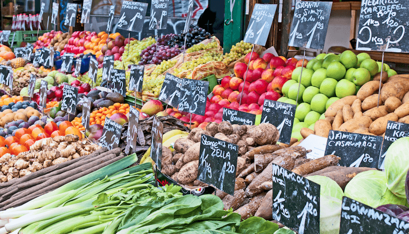 Gemüsenetz selber machen