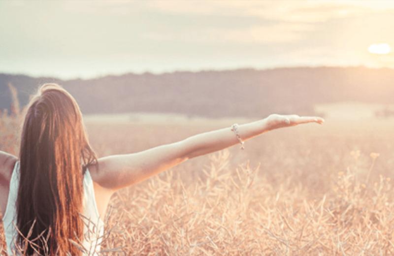 Meditation: Himmel küsst Erde