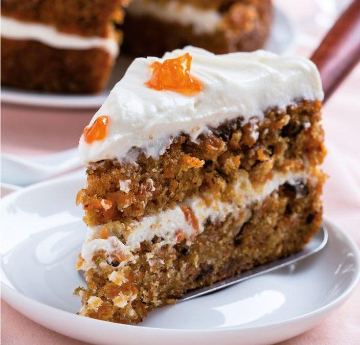 Gastrezept: Walnuss-Aprikosen-Torte