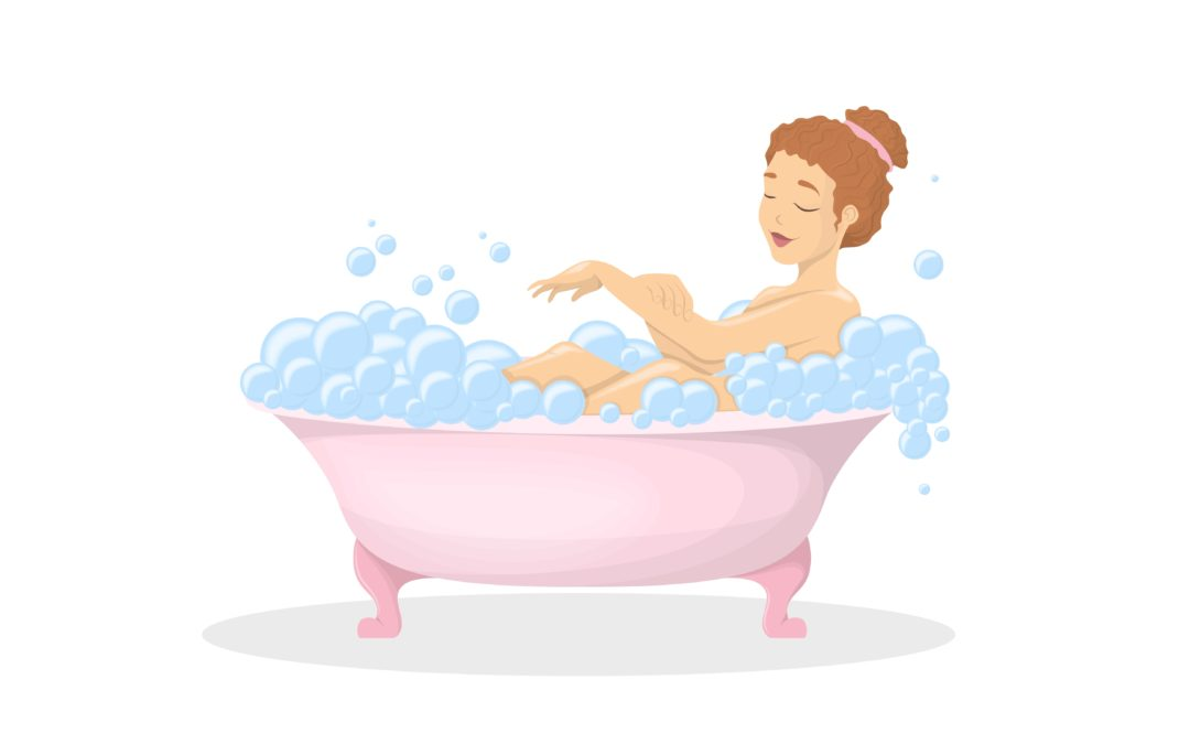 Basisch baden – Basische Bäder zum Entschlacken!