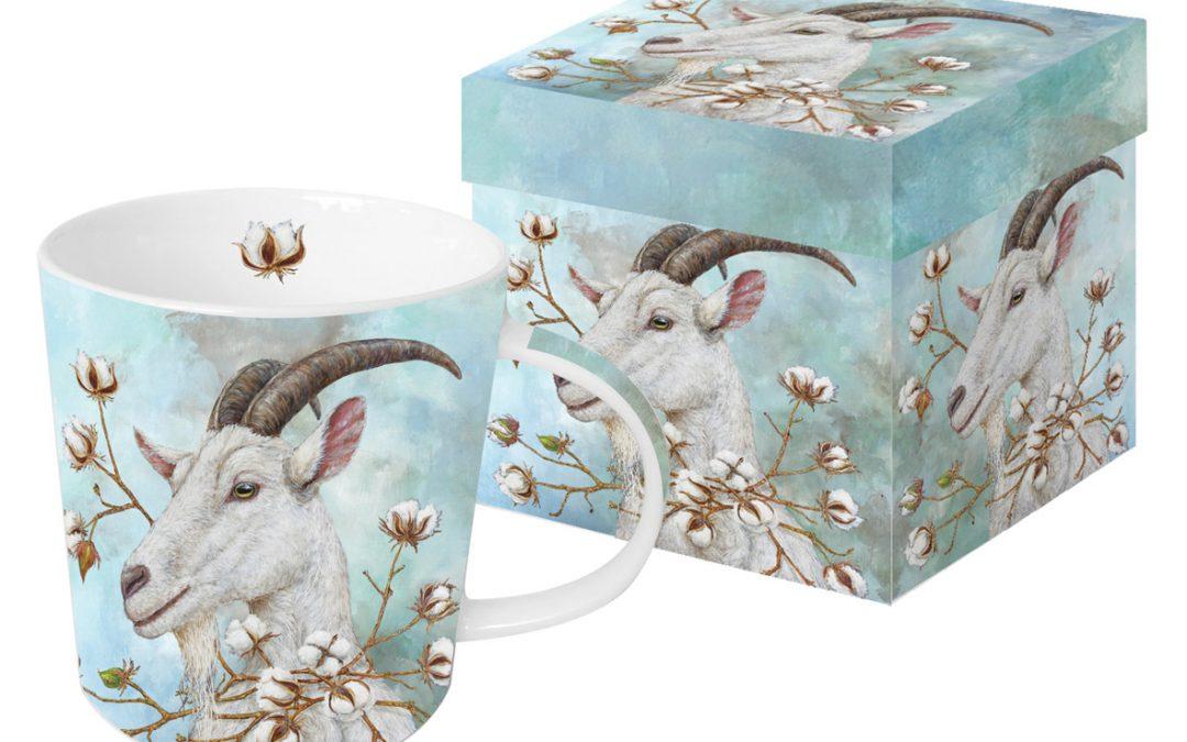 "Tasse Trend Mug Gift Box ""The Cotton King"""