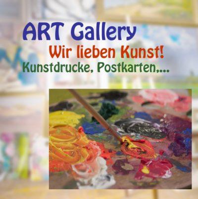 Art Gallery - WIR LIEBEN KUNST
