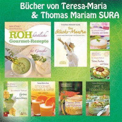 Bücher von Teresa-Maria & Thomas Mariam SURA