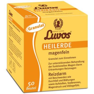 Luvos Heilerde Magenfein 50 Stück