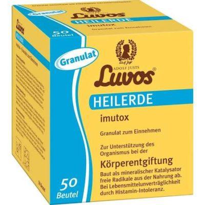 Luvos Heilerde Imutox Körperentgiftung 50 Stück