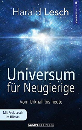 Buch-Tipp: Universum für Neugierige von Harald Lesch