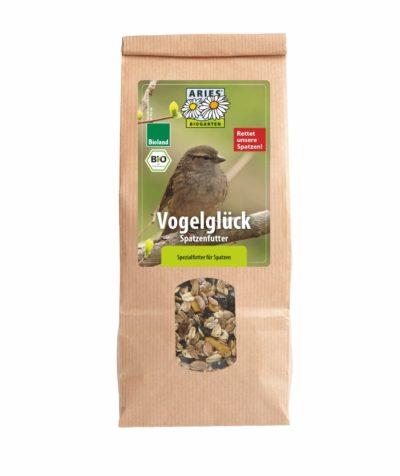 Vogelglück - Spatzenfutter: Spezialfutter für Spatzen
