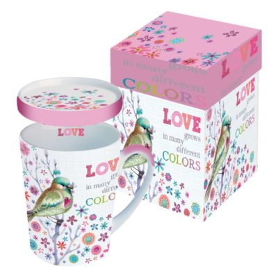 Tasse Trend Mug Gift Box Love Grows