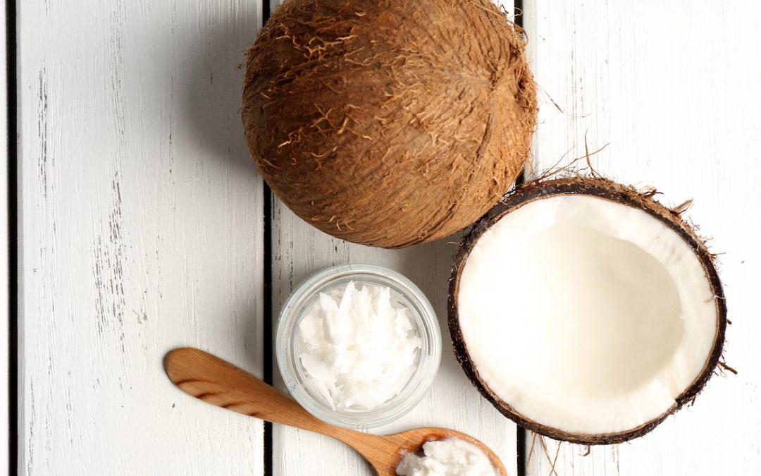 Kokos-Naturdeorant ganz einfach selbst machen