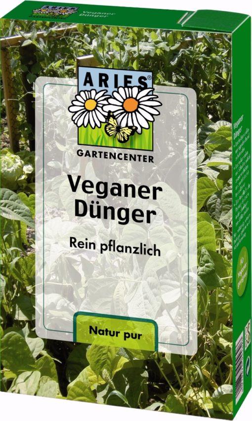 Veganer Dünger - rein pflanzlich