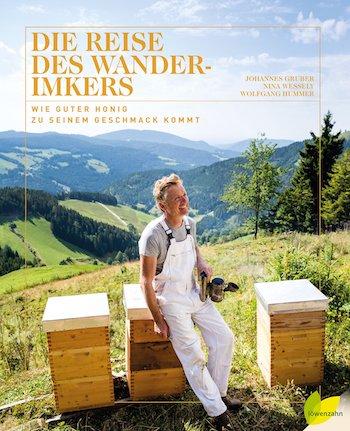 Buch-Tipp: Die Reise des Wanderimkers