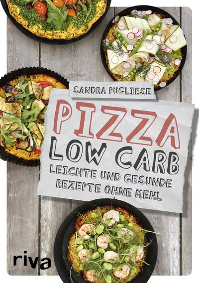 Buch-Tipp: Pizza Low Carb