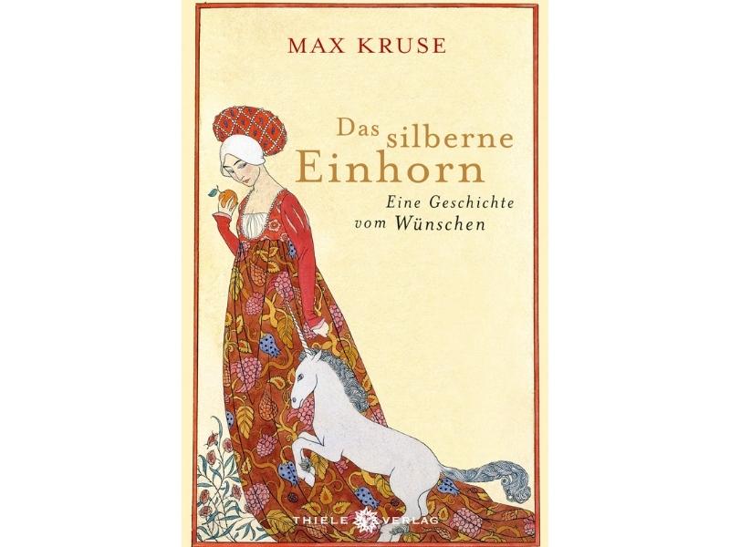 Buch-Tipp: Das silberne Einhorn: Eine Geschichte vom Wünschen