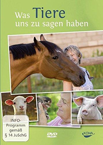 Was Tiere uns zu sagen habe 1 DVD