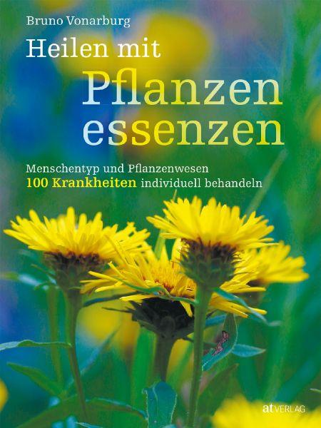 Buch-Tipp: Heilen mit Pflanzenessenzen