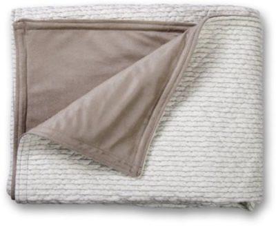 """Erdungs-Decke """"Plush Pad"""" 160 X 200 cm"""