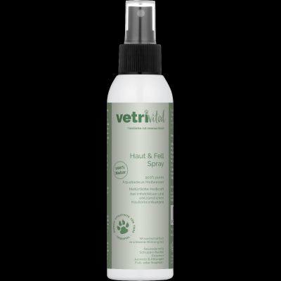Haut und Fell Sprayvetrivital Heilwasser