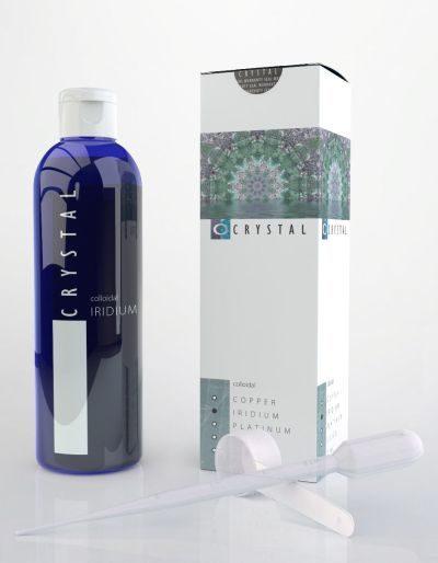 Kolloidales Iridium 200 ml