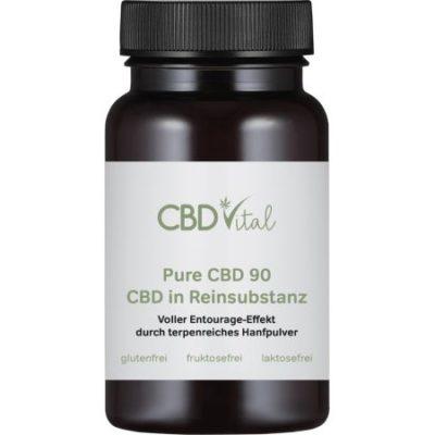 PURE CBD 90 (18%) - Kapseln
