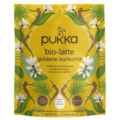 Pukka Bio-Latte Goldene Kurkuma 90g