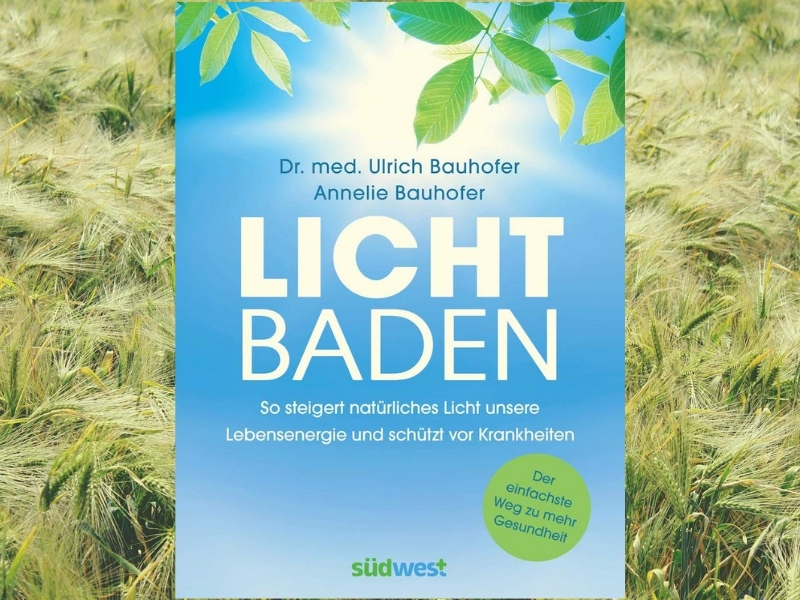Buch-Tipp: Licht baden