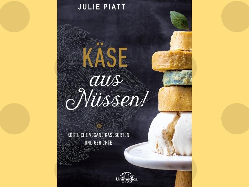 Buch-Tipp: Käse aus Nüssen!