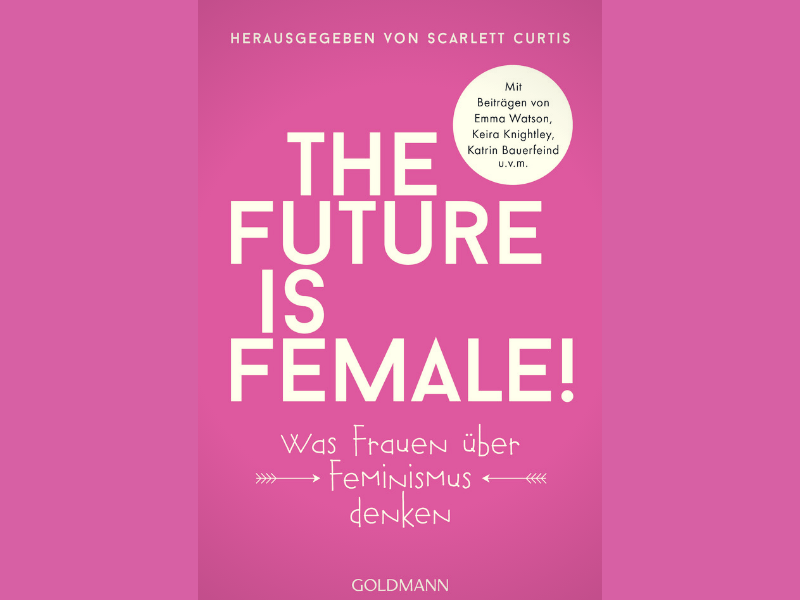 Buch-Tipp: The Future is Female
