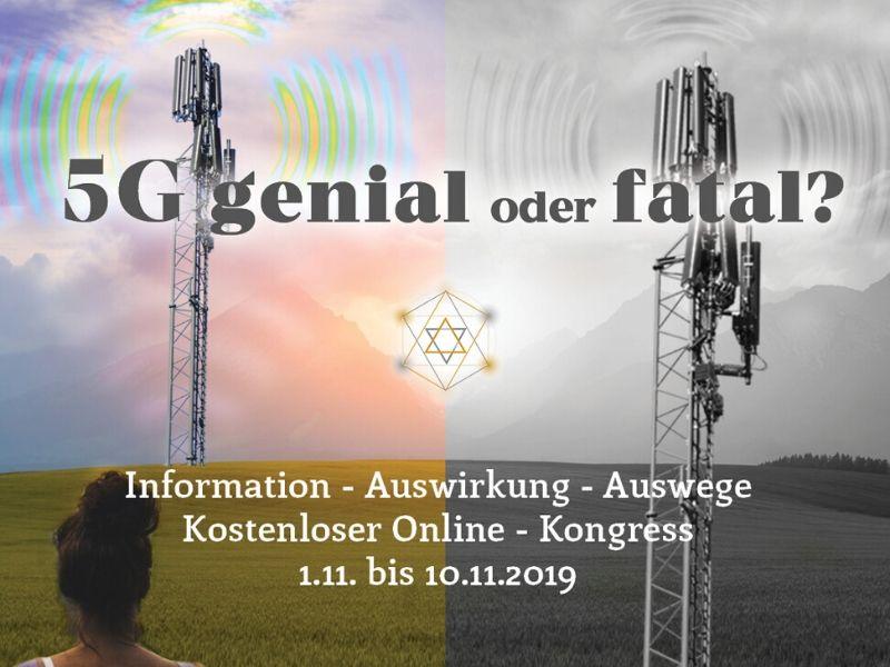 5G – kostenloser Online-Kongress