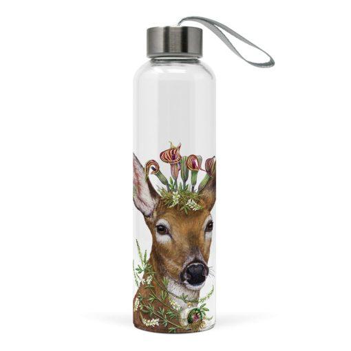 Glasflasche Christmas Princess Bottle